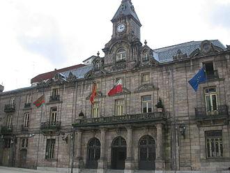 Torrelavega - Town Hall.