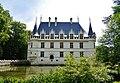 Azay-le-Rideaux Château d'Azay-le-Rideau Westseite 2.jpg