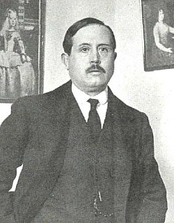 José Martínez Ruiz Essayist, dramaturgo,  novelista y crítico literario
