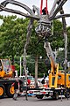 Bürkliplatz - Demontage 'Maman' 2011-07-28 20-44-54.jpg