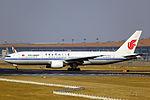 B-2064 - Air China - Boeing 777-2J6 - PEK (12588888605).jpg