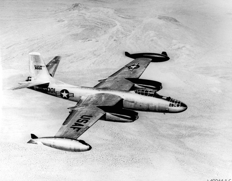B-45c tornado