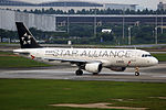 B-6297 - Shenzhen Airlines - Airbus A320-214 - Star Alliance Livery - CAN (16559267431).jpg