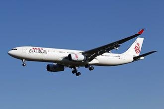 Cathay Dragon - Dragonair Airbus A330-300