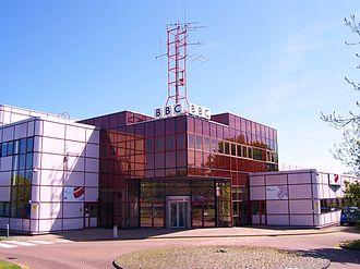 BBC North East and Cumbria - BBC Broadcasting Centre.