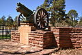 BL 6 inch 26 cwt howitzer Union Buildings Pretoria 009.jpg