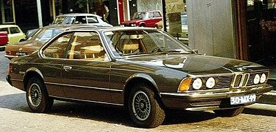 BMW E24 - Wikiwand