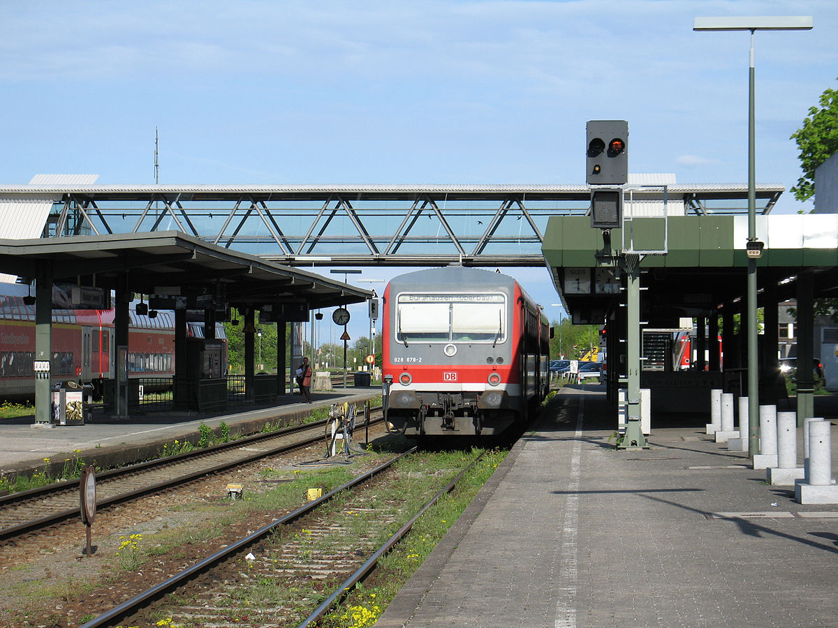 Mühldorf (Oberbayern) station - Wikipedia