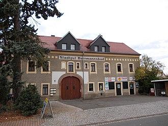 Bad Lausick - Hermannsbad estate