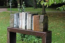 Bad Wörishofen, Kleine Bibliothek by Anne u. Peter Knoll.jpg