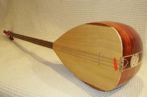 Se vende baglama saz guitarra turca for 0 25 divan saz teli