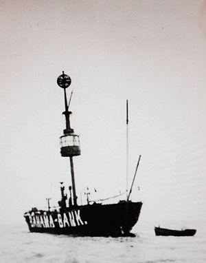 Bahama Bank - Bahama Bank Lightship