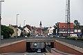 Bahn-Unterführung Freiherr-vom-Stein-Straße in Nordhausen.JPG