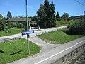 Bahnhofausgang Bergen (Oberbay) (Station exit, Bergen (Upper Bavaria)) - geo.hlipp.de - 26624.jpg