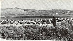 Balata - Balata Camp, early 1950s