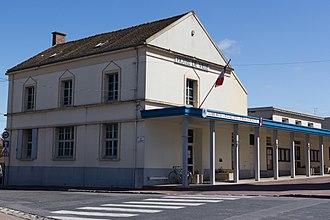 Ballancourt-sur-Essonne - The town hall of Ballancourt-sur-Essonne