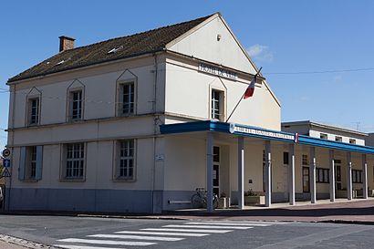 Comment aller à Ballancourt en transport en commun - A propos de cet endroit