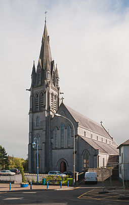 St. Michael's Church in Ballinasloe Ballinasloe St. Michael's Church 2010 09 15.jpg