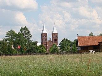 Balninkai - Image: Balninkai, Molėtai district, Lithuania