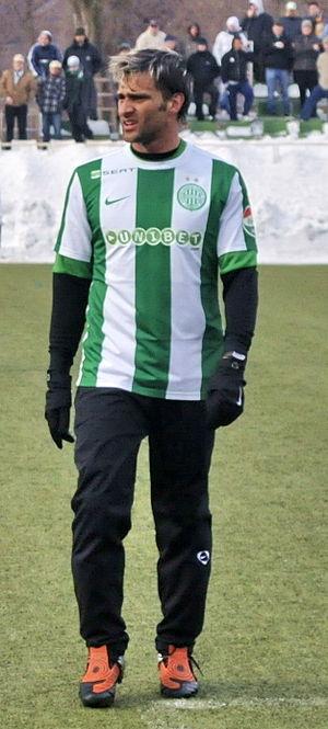 Zoltán Balog (footballer) - Image: Balogzoli