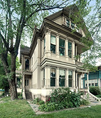 Simon Bamberger - Simon Bamberger House, Salt Lake City