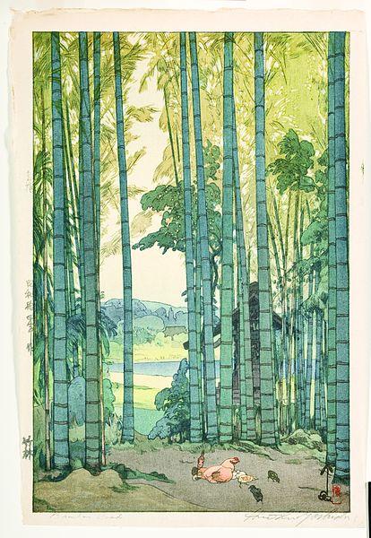 hiroshi yoshida - image 7
