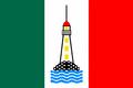 Bandera Servicio de Faros del Mexico 1923-1968.png