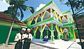 Bangunan Masjid di SMK Negeri 1 Banyuwangi yang megah.jpg