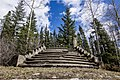 Bankhead,Banff - Stairs of Holy Trinity Church.jpg