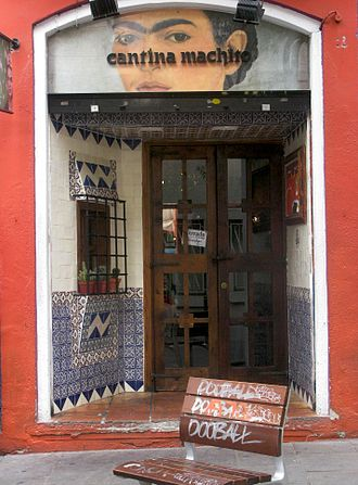 Mexican immigration to Spain - A Mexican restaurant in Barcelona.