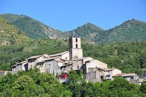 Barras, Alpes-de-Haute-Provence - The Church of Saint Nicolas