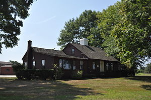 National Register of Historic Places listings in Bristol County, Rhode Island - Image: Barrington RI Allen West House