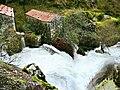 Barro. Muíño no río Barosa. Galiza.jpg