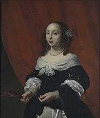 Portrait of a Lady, 1664