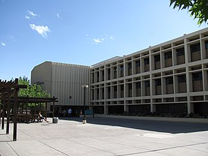 University of New Mexico School of Medicine - Image: Basic Medical Sciences Building, School of Medicine, Albuquerque NM