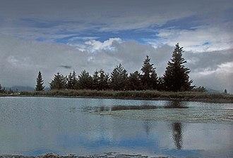 Arres - Arres reservoir
