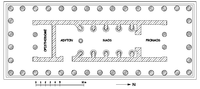 Bassai Temple of Apollo Plan-fr.png