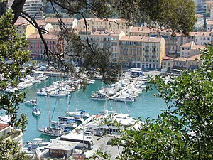 Provence-Alpes-Côte d'Azur - Nice.