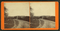 Battle St. looking towards Cosser Hill, by Couch, C. M., fl. 1860-1889.png