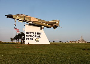 Battleship Memorial Park - Image: Battleship Memorial Park, Mobile, Alabama (7678847522)