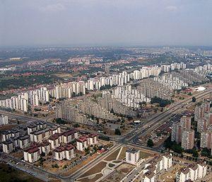 Paviljoni Novi Beograd Mapa Superjoden