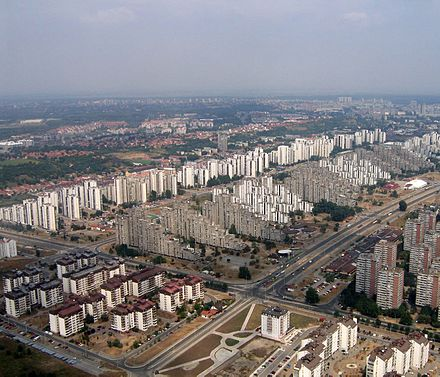 Novi Beograd Wikiwand