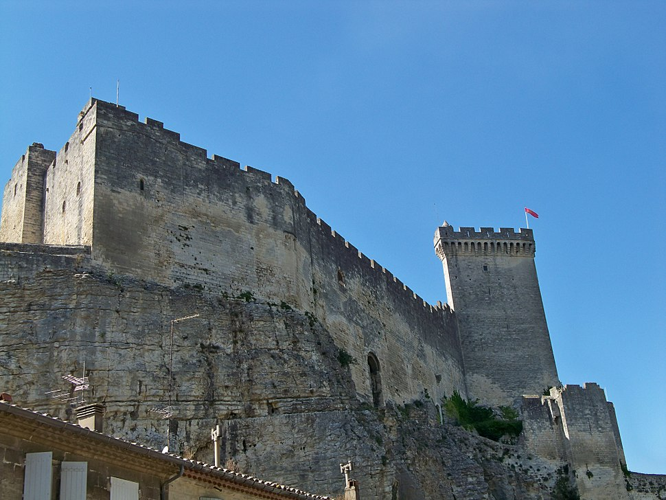 Beaucaire - Chateau 2