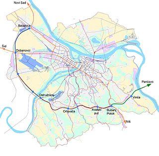 Belgrade bypass