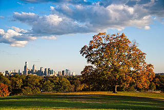 Fairmount Park largest municipal park in Philadelphia, Pennsylvania and the historic name for a group of parks located throughout the city