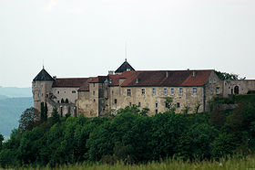 Image illustrative de l'article Château de Belvoir