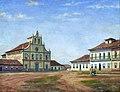 Benedito Calixto de Jesus - Largo dos Remédios, 1862, Acervo do Museu Paulista da USP.jpg