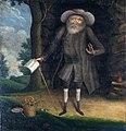 Benjamin Lay painted by William Williams in 1790.jpg