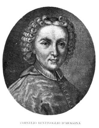 Cornelio Bentivoglio - Cornelio Bentivoglio.
