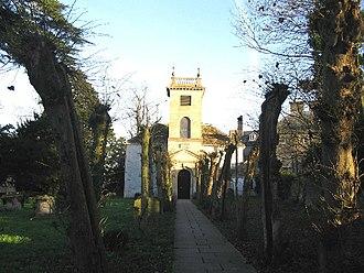 Mendip District - Image: Berkley Somerset church